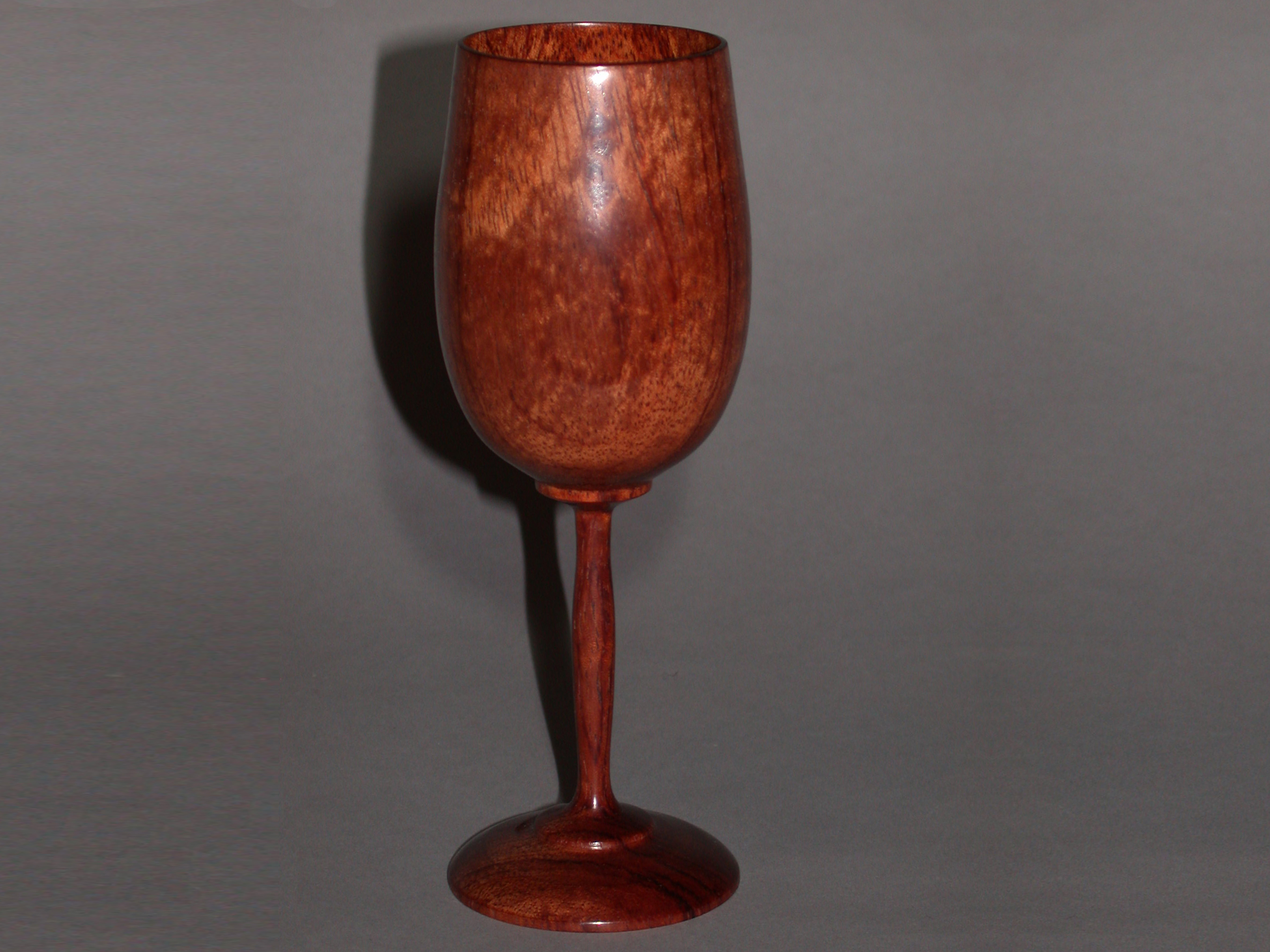 Turned Goblet