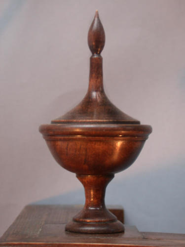 Turned Finial
